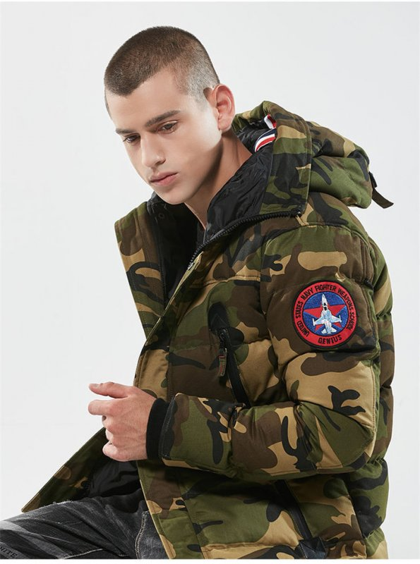 Камуфляжная, армейская, военная униформа для мужчин.