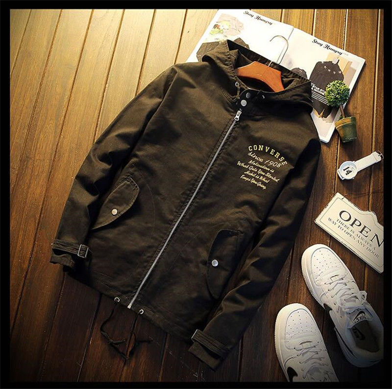 Куртка для мужчин-(100% хлопок).