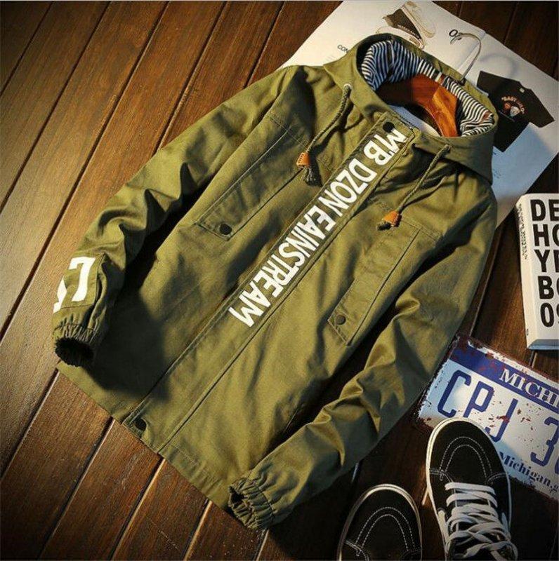 Куртка для мужчин-(casaco masculino).