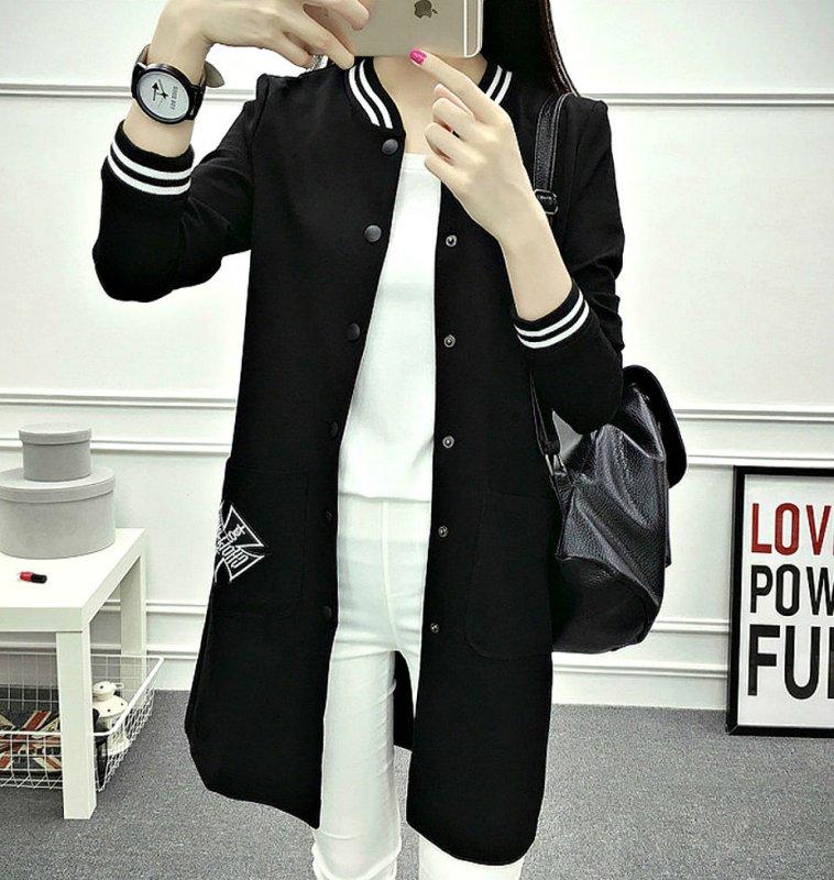Куртка с круглым воротникомдля женщин.