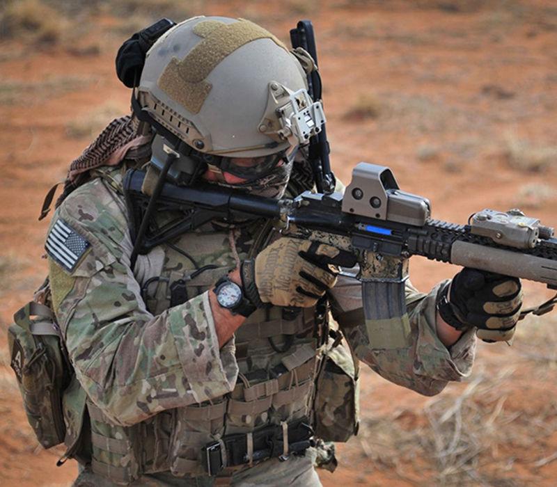Тактическая камуфляжная Военная Униформа-(ВДВ) для мужчин.