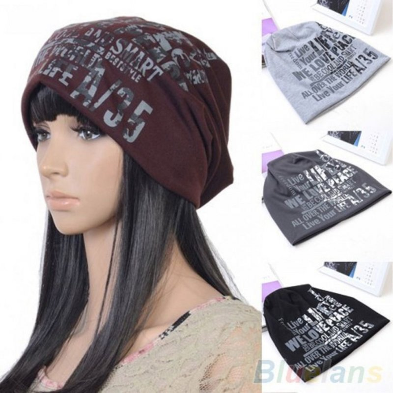 Модные женские шапки-(хип-хоп).