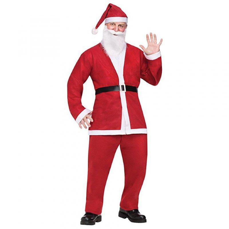 """Карнавальный костюм для вечеринок -\""""Санта Клауса \"""""""