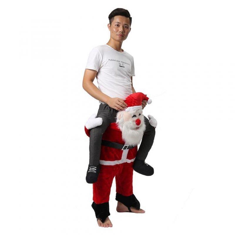 """Карнавальный надувной костюм для вечеринок -\""""Санта Клаус \"""""""