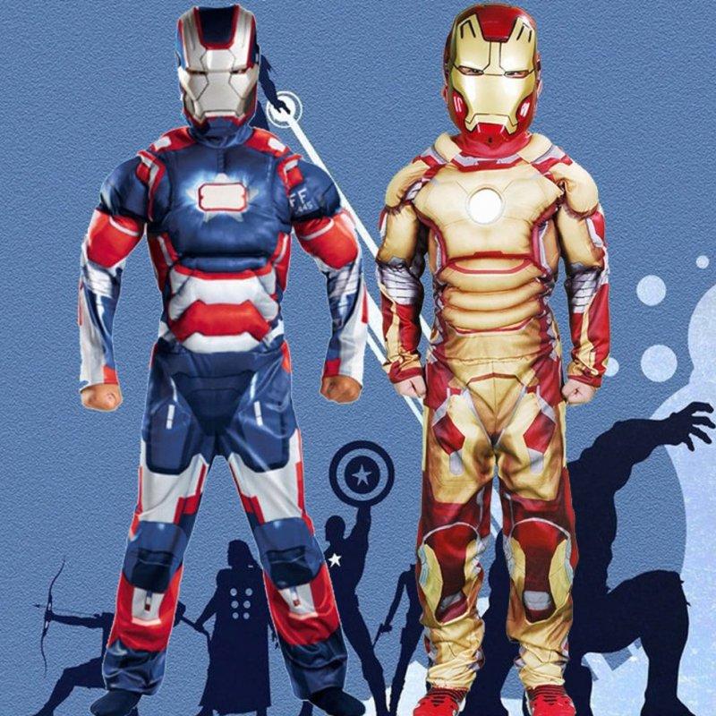 Костюм для детей-(Капитан Америка и Железный Человек)