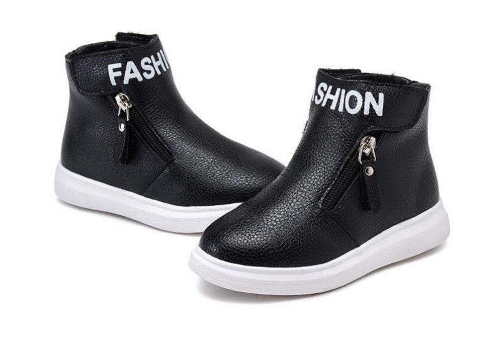 Водонепроницаемаякожаная обувь-(Martin) для мальчиков и девочек.