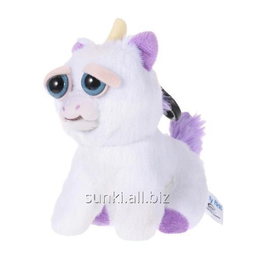 Interactive Toy Feisty Pets Mini Good Evil Little Animals Plush