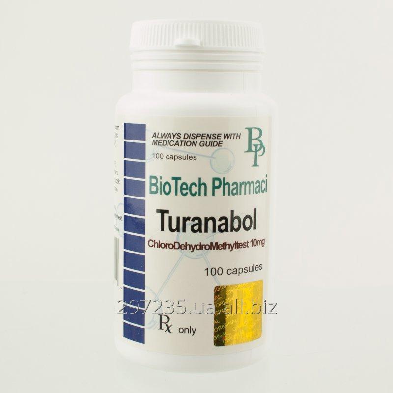 Buy Анаболический стероид Turanabol 10mg