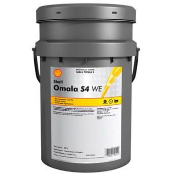 Редукторное масло Shell Omala S4 WE 320