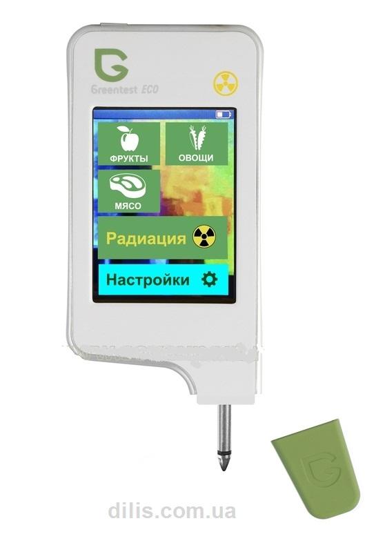 Нитрат-тестер с дозиметром и анализом воды Greentest Eco Water (3 в 1)