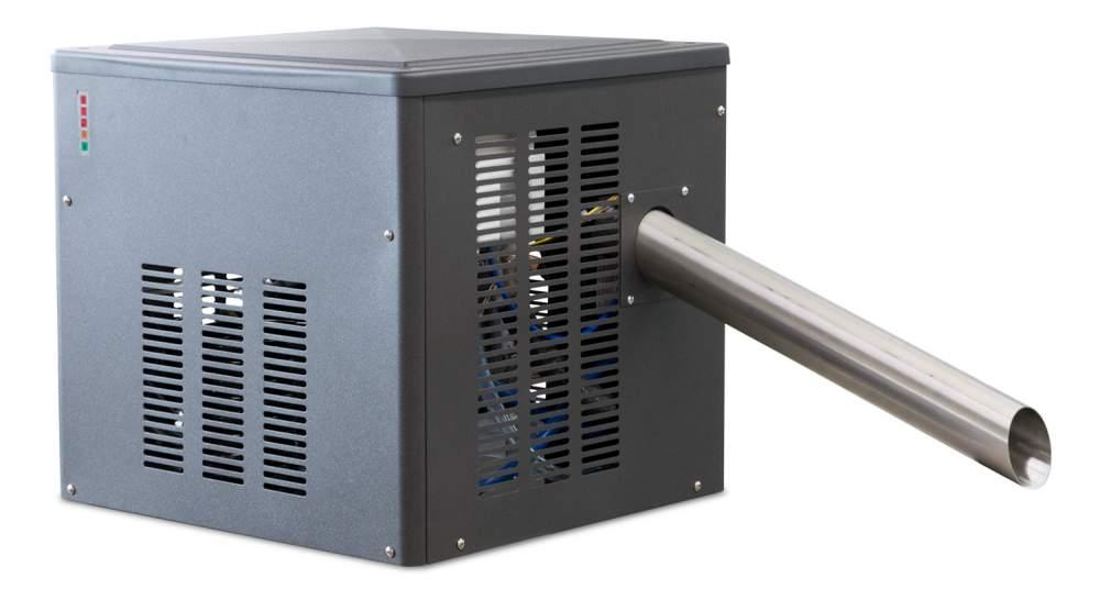 Ледогенератор EOS E-Cool Wall S Sensor