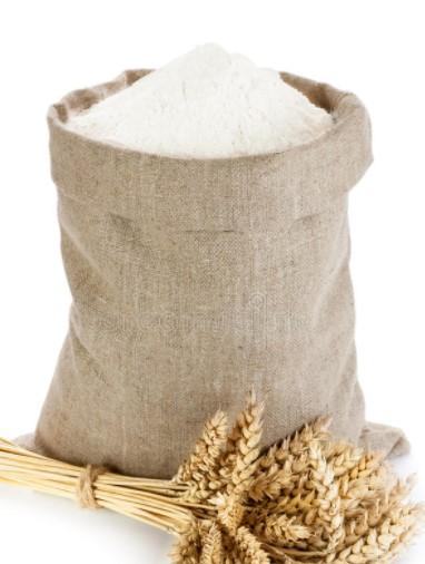 Купити Борошно вищого сорту в мішках по 50 кг