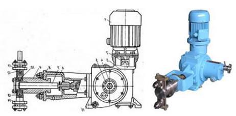 Центробежный насос НД 100-80-200
