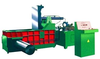 Купити Пресс пакетировочний Y83/T-100 для металобрухту