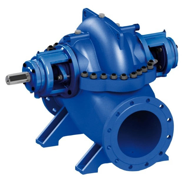 Double entry pump for clean liquids 1 d 1600-90
