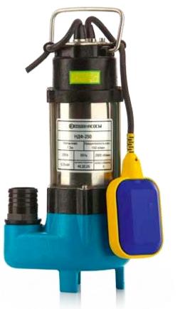 Фекальный насос НДФ 100-80-160