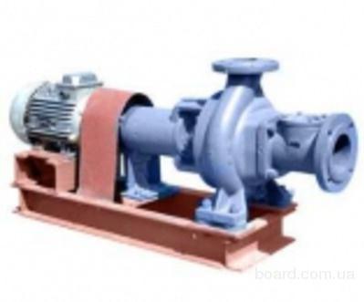 Насос консольный для сточных жидкостей КФС 400-20
