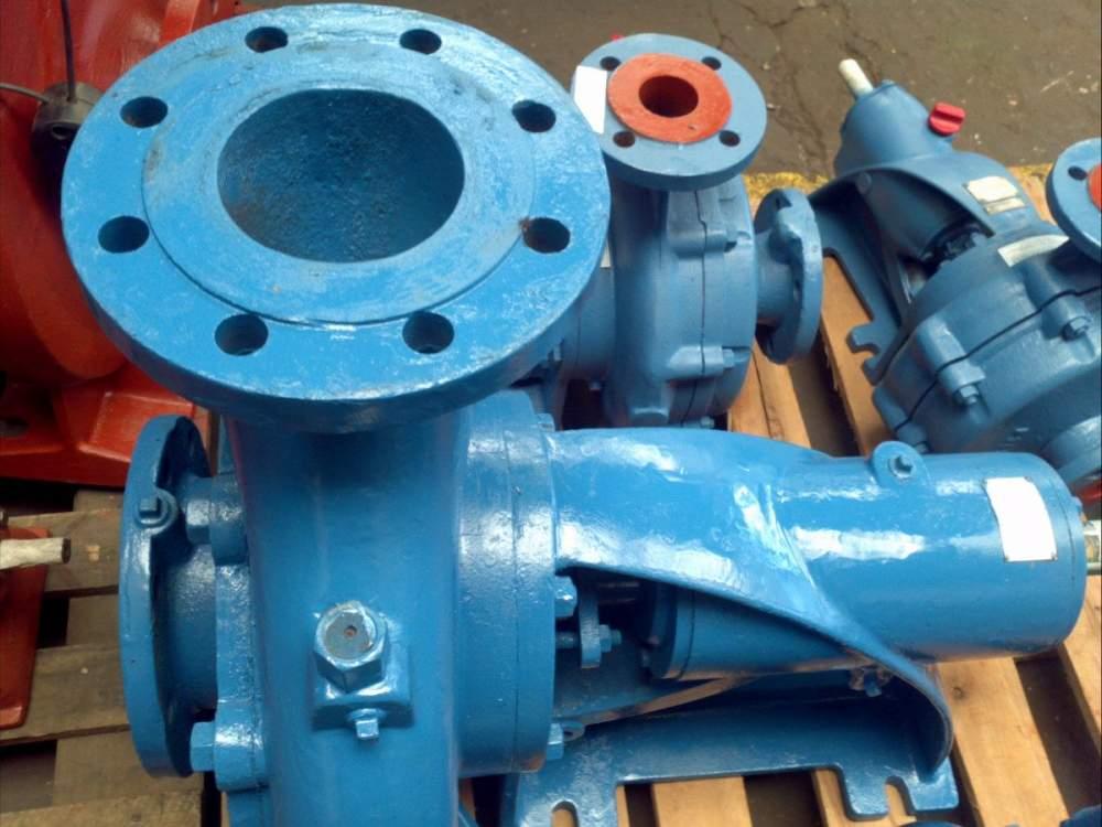 Насос консольный для чистых жидкостей КСБ 125-400