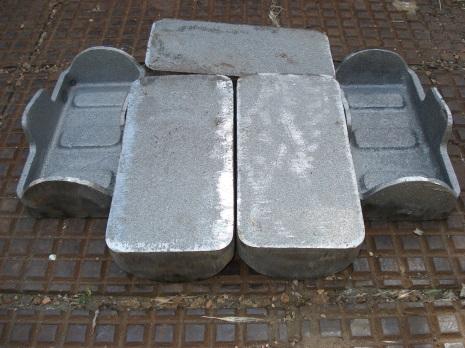 Колпак скользуна сталь