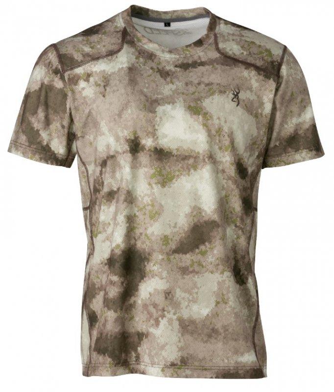 Футболка для охоты и рыбалки Hell's Canyon Speed Kills Shirt Short Sleeve