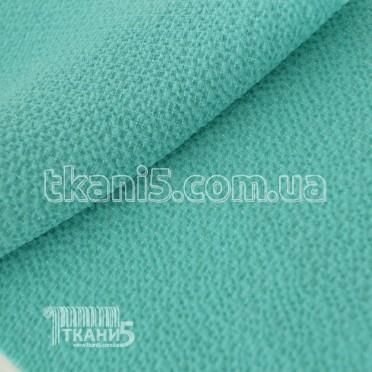 Buy Fabric Crepe chiffon bubble (teal)