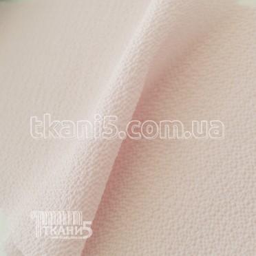 Buy Fabric Crepe chiffon bubble (light pink)