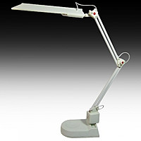 Лампа настольная светодиодная DSL 051 white с USB-портом