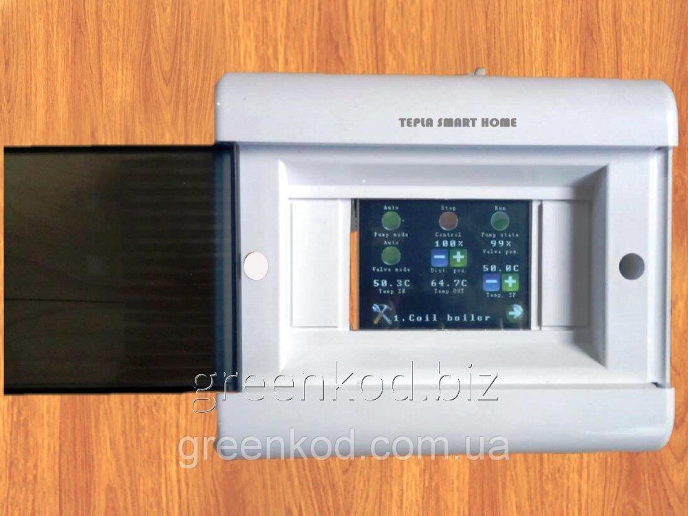 Интеллектуальная система управления отоплением TEPLA SMART HOME-8