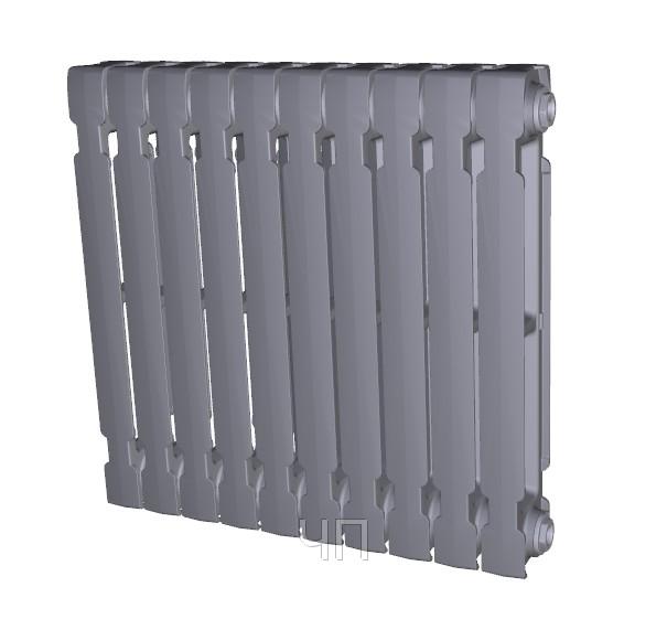 Купить Радиатор чугунный РК-1 100 500–1,2. Опт, крупный опт, доставка на объект.