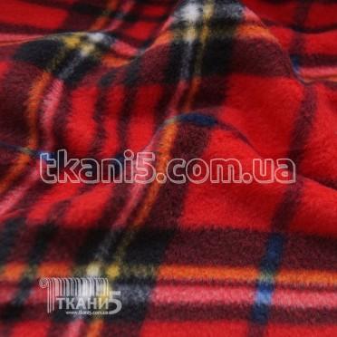 Buy Fleece fabric Print cell 200 t