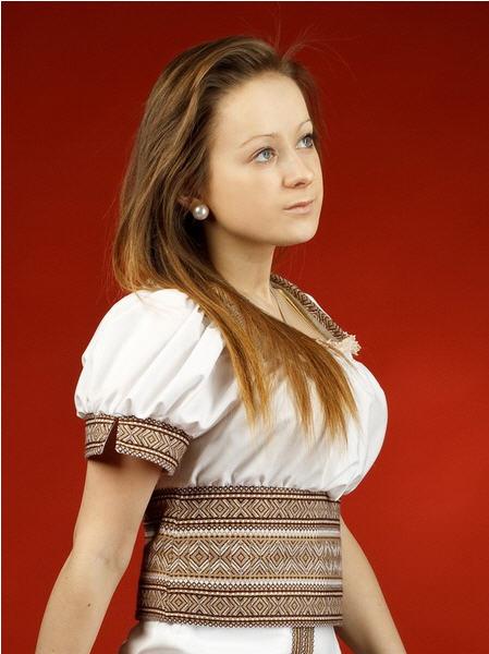 Buy Women's blouse - ZhB 9 vyshivanka