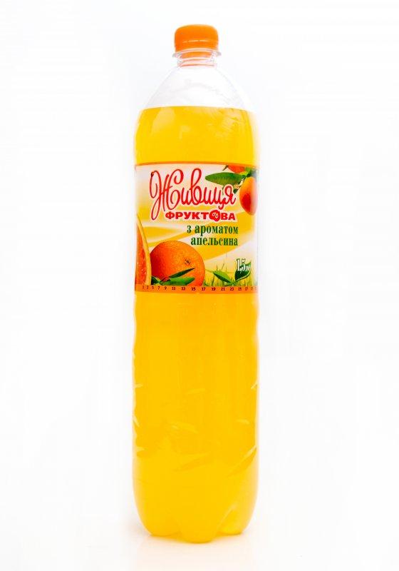 Живица фруктовая с ароматом апельсина 1,5 л