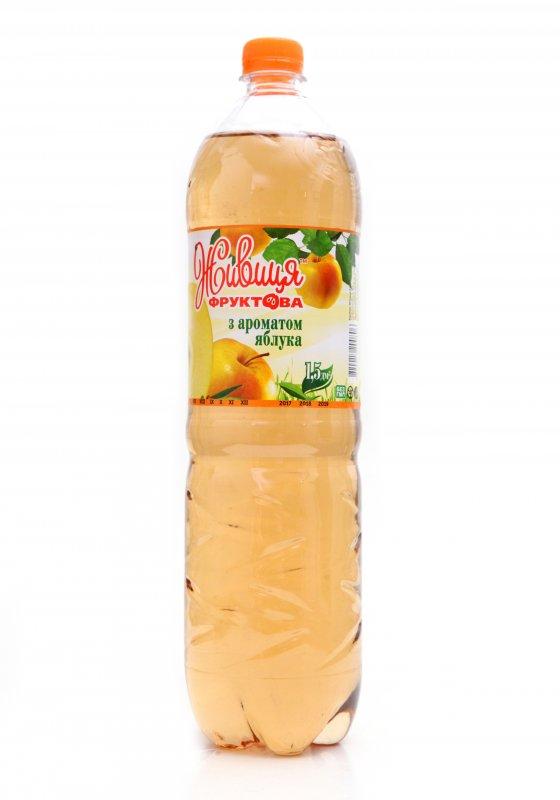 Живица фруктовая с ароматом яблока 1.5 л