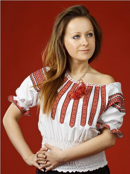 Блузы, Женская блузка - вышиванка ЖБ 97