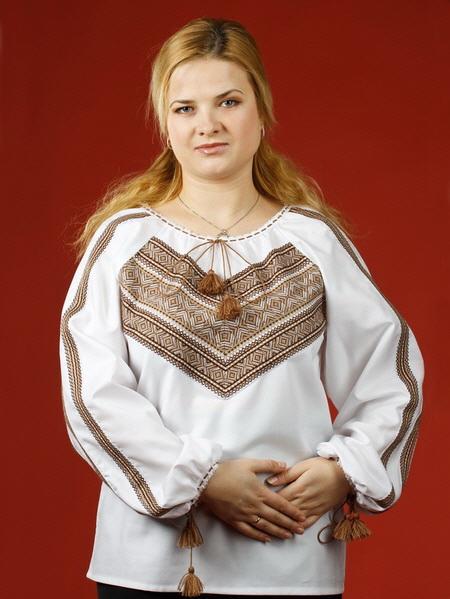 Buy Blouses, Women's blouse - ZhB 3 vyshivanka
