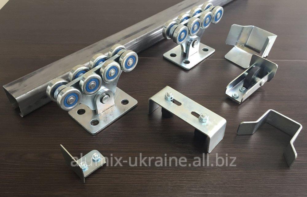 Комплектующие для откатных ворот купить украина автоматические ворота г москва