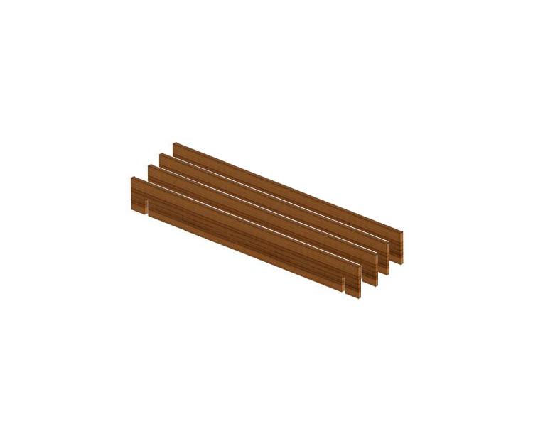 cumpără Constructii garduri punte de rulare VIRASTAR 2.0 x 2.0 m