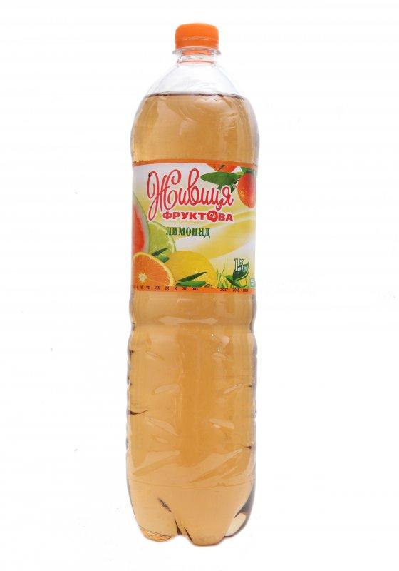 Живица фруктовая Лимонад 1.5 л