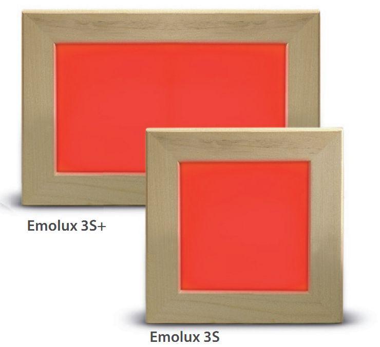 Светодиодная цветотерапия для сауны Emolux 3S +