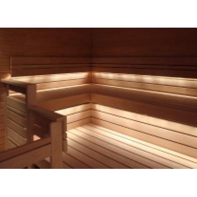 Комплект светильников Сауна Линеар Cariitti - сплошная линия света