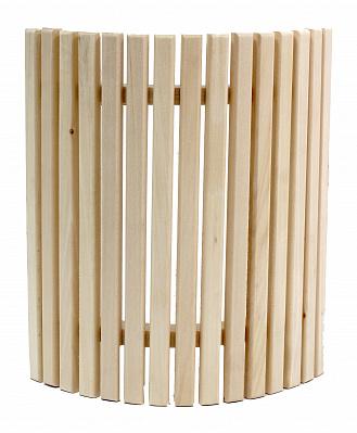 Ограждение светильника угловое для бани и сауны