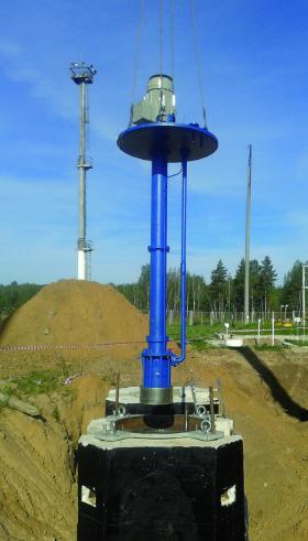 Buy Vertical submersible pumps series GNI