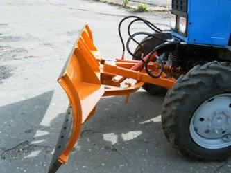 Buy Municipal dump perednenavesnoj with or without gidropovorotom