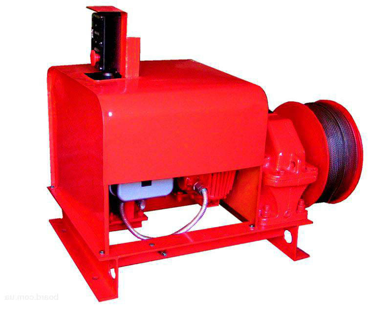 Buy Pulling electric winches-14A Promreduktor