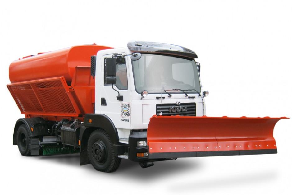 Купить Комбинированная дорожная машина КрАЗ 5401Н2