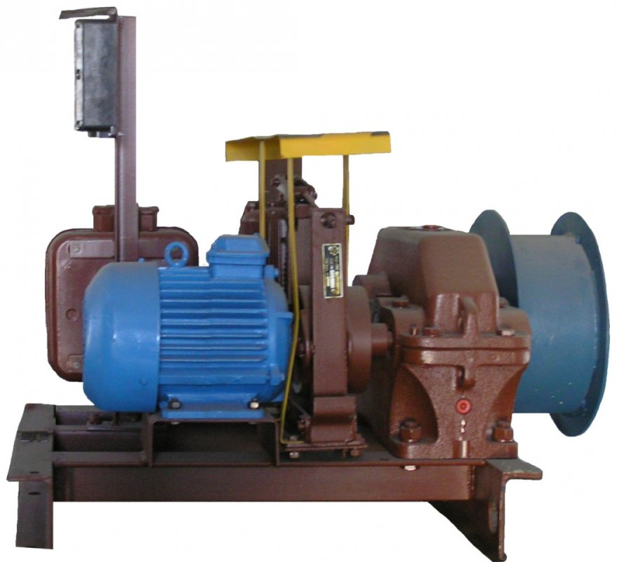 Buy Pulling electric winches-16A Promreduktor
