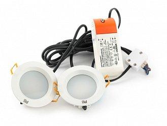 Светильник Punctoled 2х5.5W / 2 свет.+ трансформатор