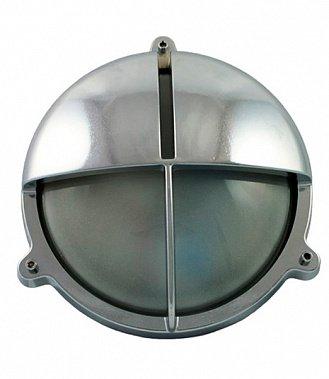 Влагозащищенный светильник для хамама Foresti Ø200/105 хром