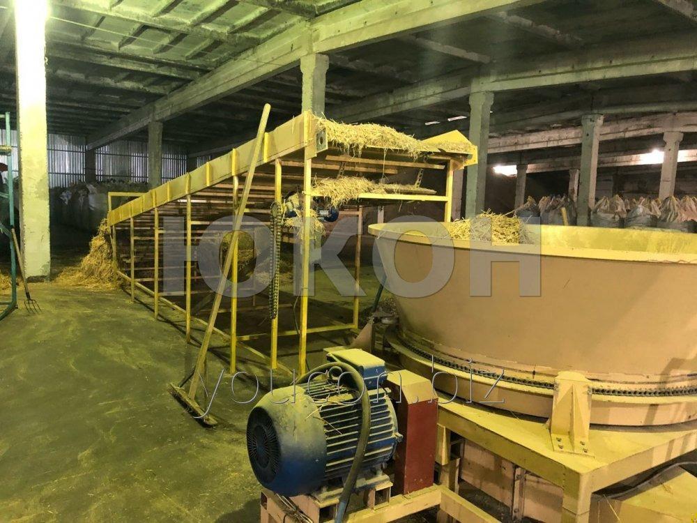 Соломорезка до 1500 кг\час (измельчитель соломы)