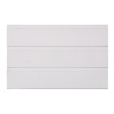 Купить Вагонка Stora Enso, белая лазурь, 18х120 мм